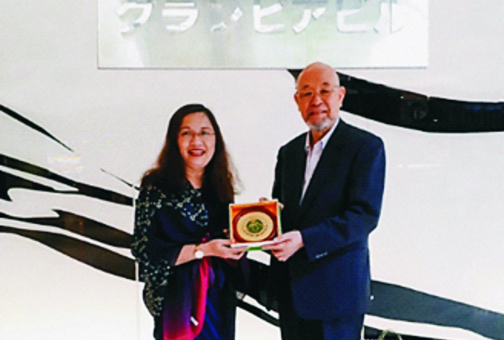 Trường Đại học Sư phạm kỹ thuật Vinh ký kết hợp tác đào tạo với Hiệp hội Reigi Sahoi Nhật Bản.